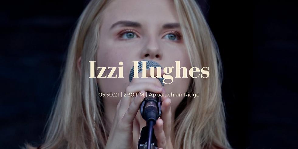 Izzi Hughes at Saint Paul Mountain Vineyards