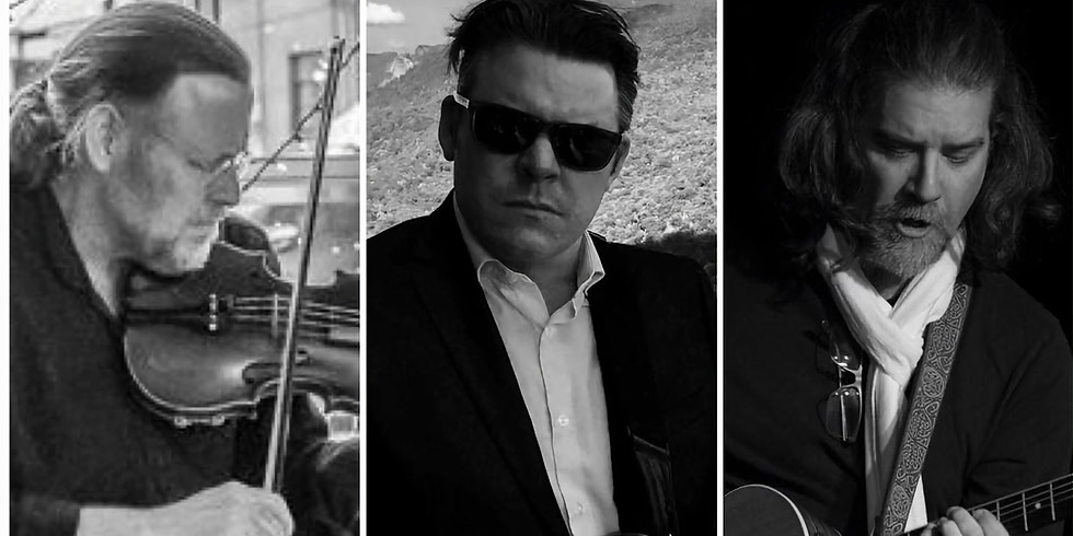 Live music with Eric Congdon Acoustic Trio!
