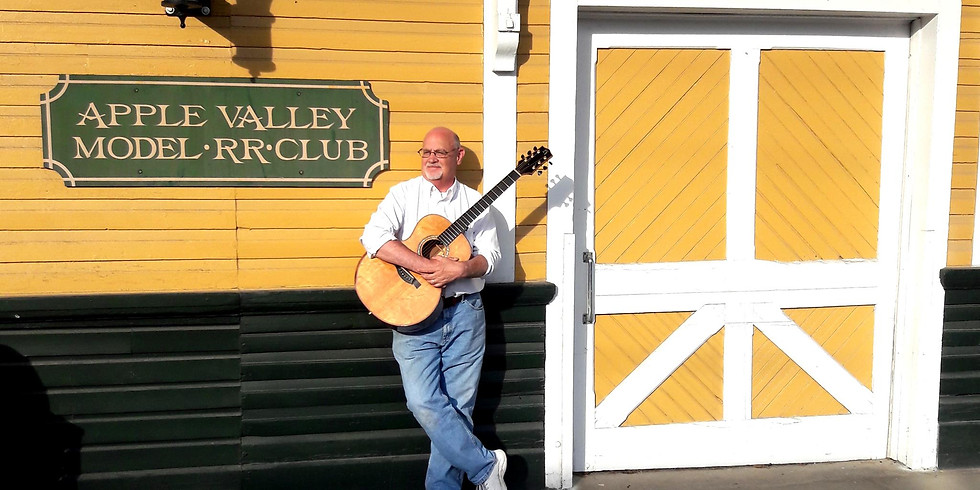 Live Music with Paul Ashley