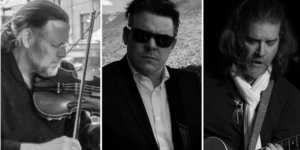 4th of July music with PEZ Eric Congdon Acoustic Trio& Hope!