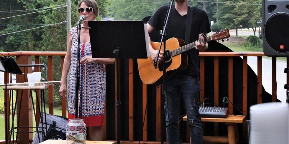 Laurel Mountain Duo at Vineyard