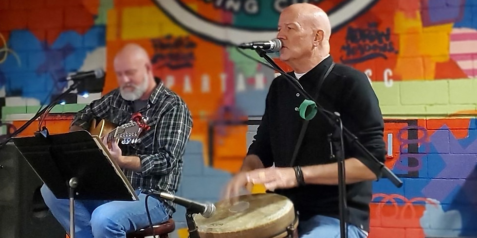Live Music with Bill and Tad's Excellent Duo