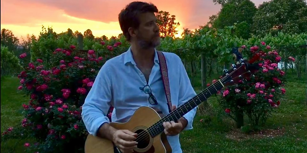 Live Music with Eric Congdon