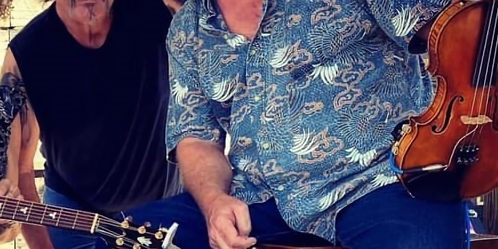 Live music with Country and Paul McIntire