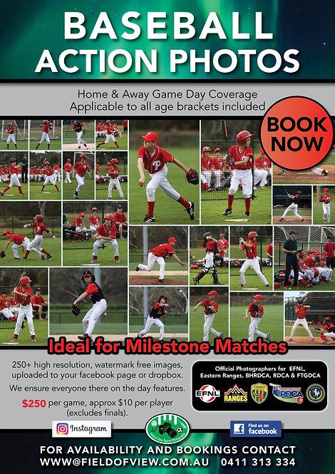 Baseball Game Coverage