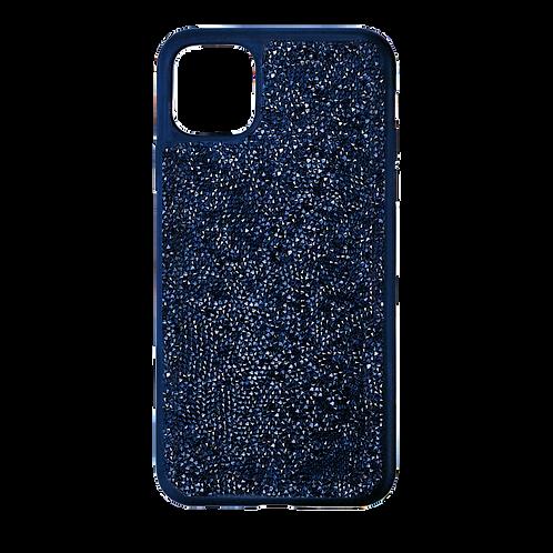 High Smartphone Case with Bumper, iPhone? XS Max, Blue