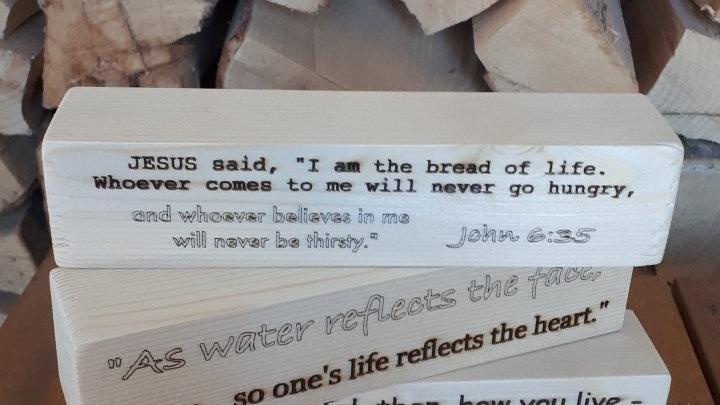Bible Verse Stack