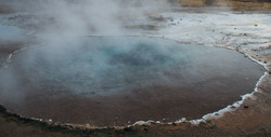 Sulphuric pools