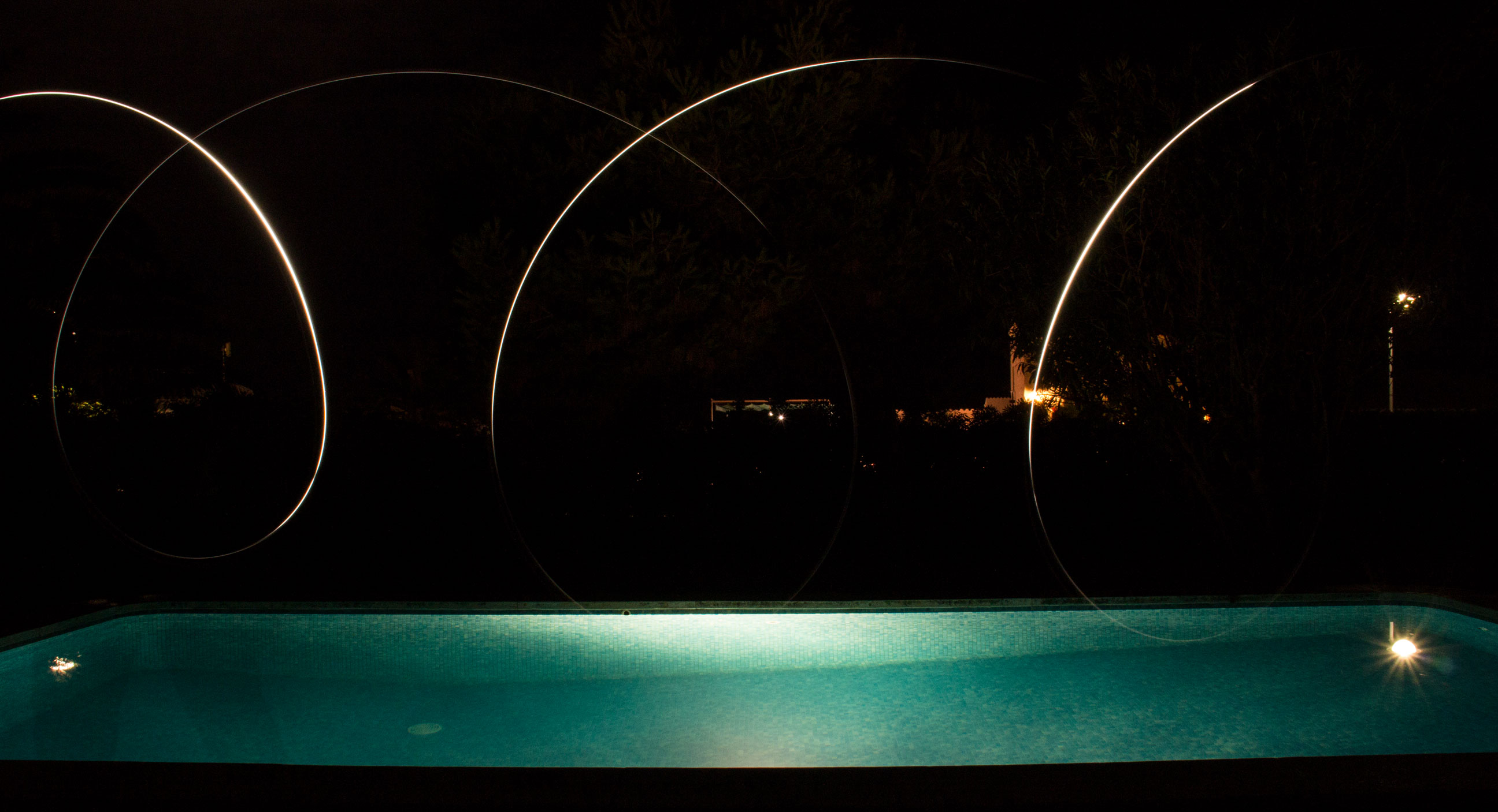 Swimming lights