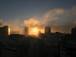 Cape Town by morning