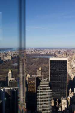 Central Park from the Rockerfeller