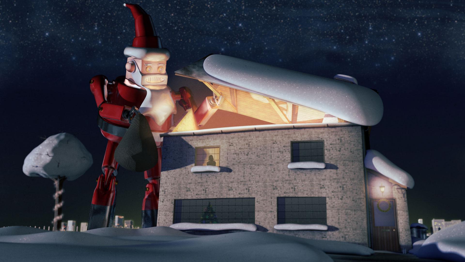 Robo Claus
