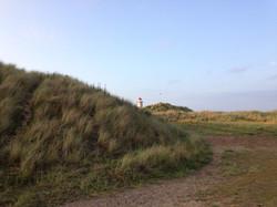 Peeky lighthouse