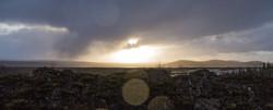 view over Thingvellir