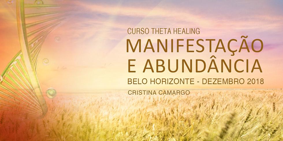 MANIFESTAÇÃO E ABUNDÂNCIA / THETA HEALING