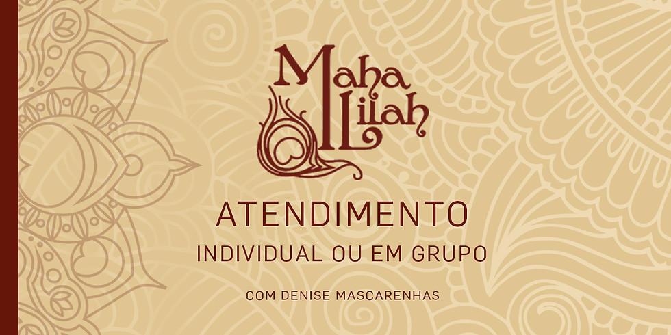 MAHA LILAH - O JOGO           RIO DE JANEIRO