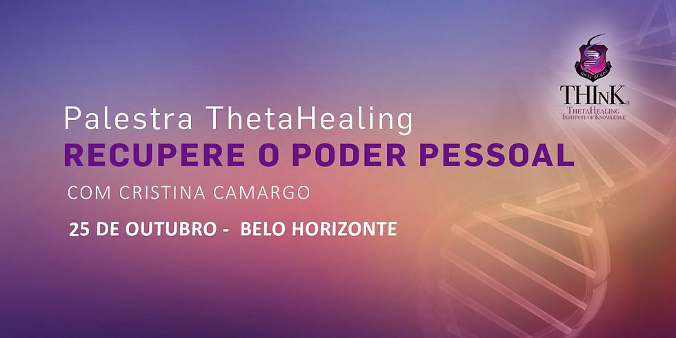 Recupere o Poder Pessoal - ThetaHealing