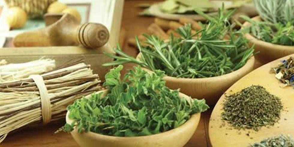 Faça seus próprios temperos de ervas, blends de chá e fitoterápicos caseiros