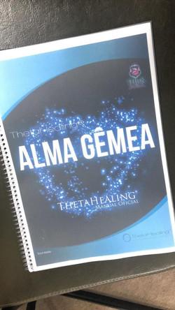Alma Gêmea - Theta Healing