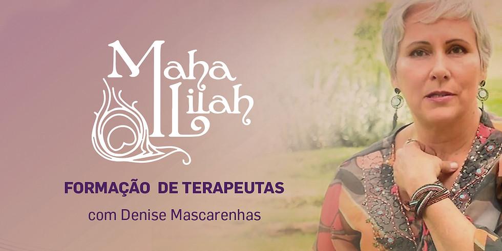 FORMAÇÃO TERAPEUTA MAHA LILAH