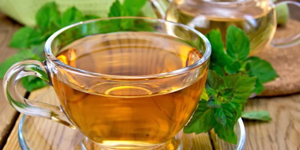 Gastronomia com plantas medicinais