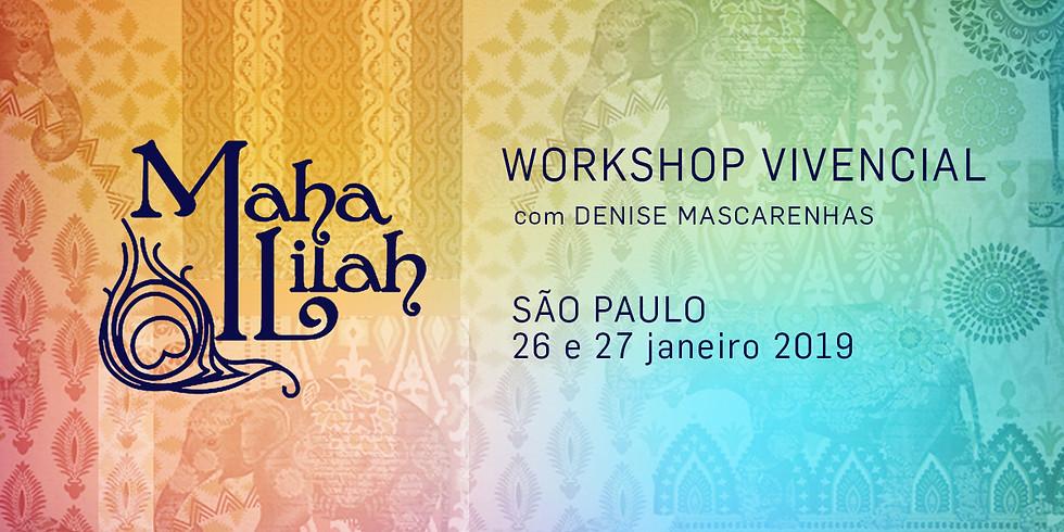 Workshop MAHA LILAH SÃO PAULO