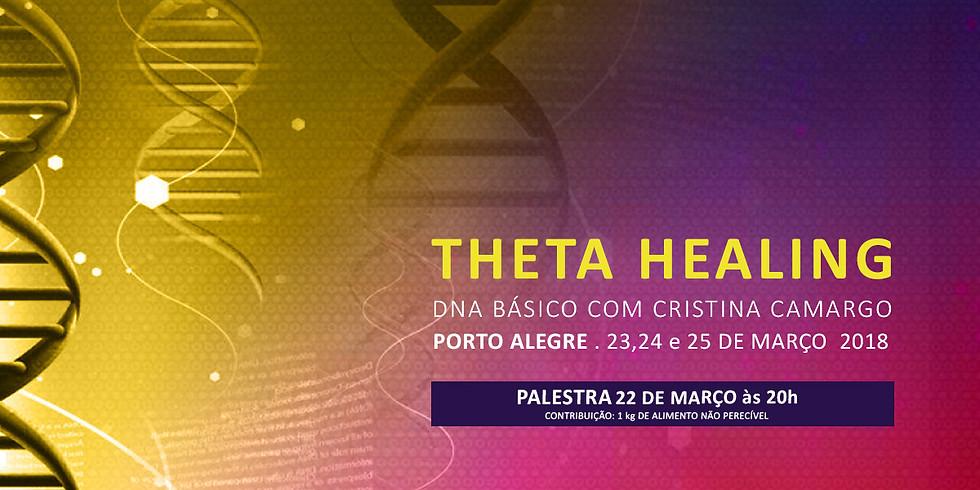 Theta Healing Básico / Porto Alegre