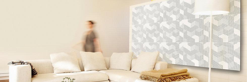 Komodo Wood Absorber, Home theatre absorbers, hi-fi room acoustic panels, artnovion absorbers, sound absorbers, sound panels,