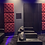 sound absorbing panels, acoustic absorber panels, acoustic panels australia, decorative acoustic panels, sound absorbers,