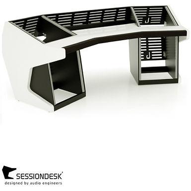 Trapez desk