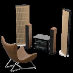 Mobile Wall Kit bass trap, bass traps, sound panels, acoustic panels, foam panels, home theatre acoustic panels,