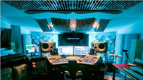 Pro Performance Broadcast Studio
