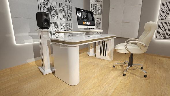 studio furniture,  studio desks australia, music studio desks australia, recording studio desks australia, studio workstation