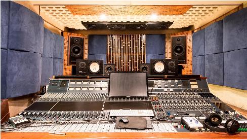 Recording - Mixing Studio