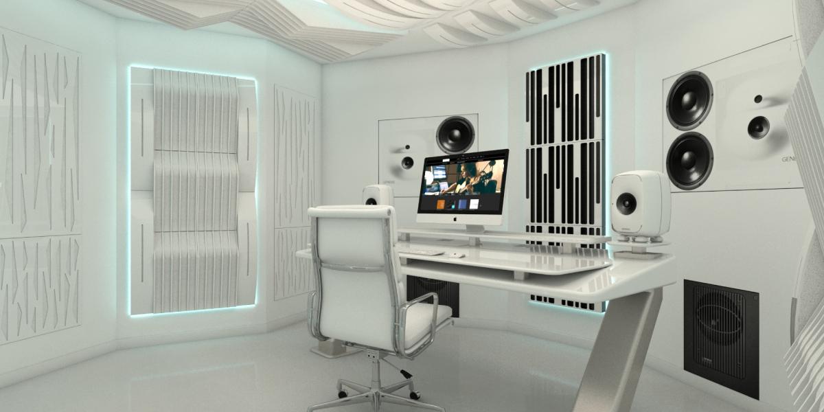 Post-Production - Mastering Studio