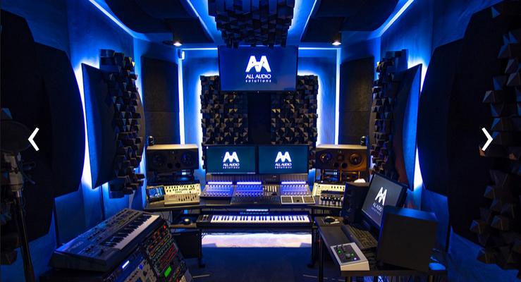 Production - Mixing - Mastering Studio