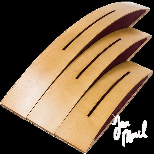 Bow Hybrid Absorber-Diffuser, absorber panels, foam panels, acoustic panels, sound panels, studio foam, diffuser panel,
