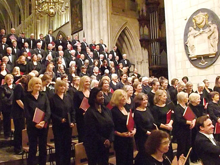 COME AND SING... with the Thames Philharmonic Choir