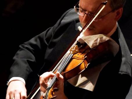 Hungarian Violinist Credits Mozart!