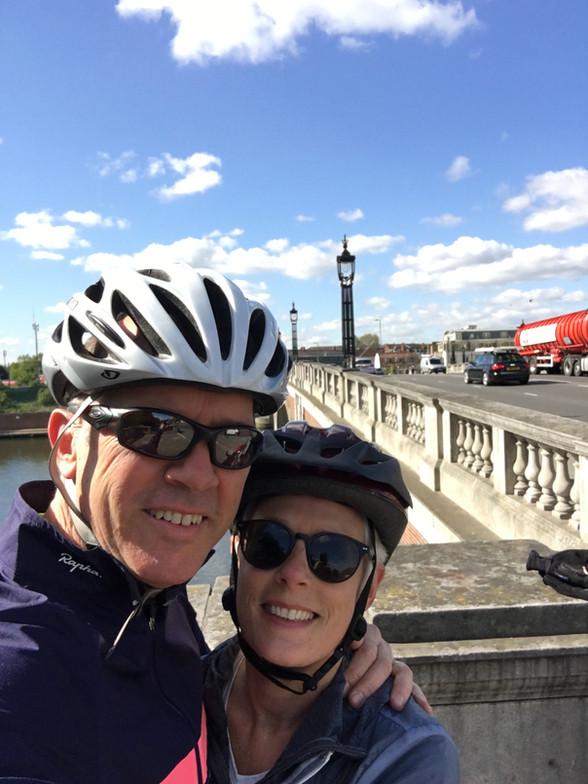 Day 1 - London to Poundsbridge