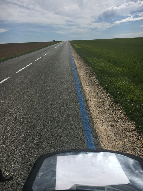 Day 5 - Arras to Teiringier