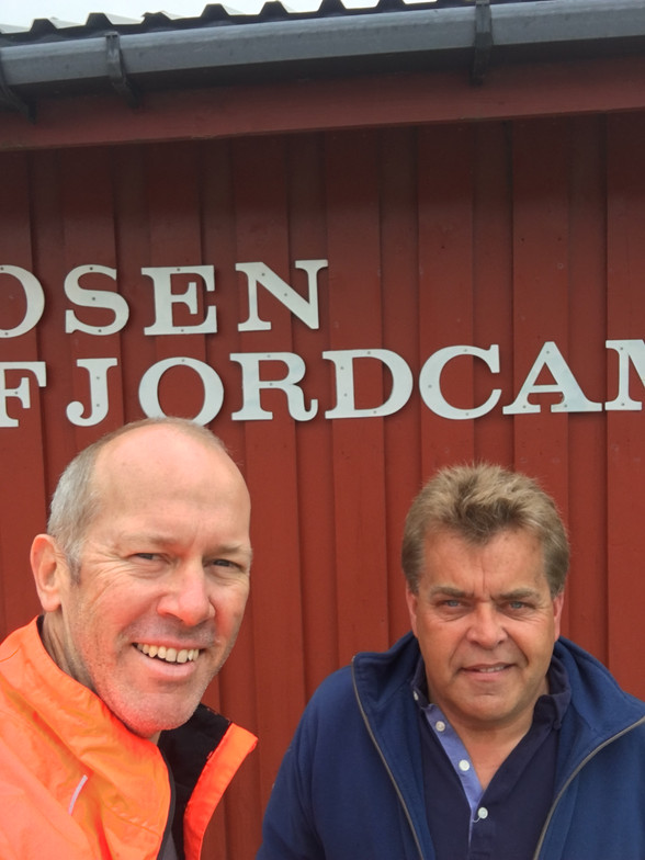 Day 66...... Osen to Namsos .......80 km .......(total 5,399 km)