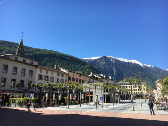 Day 16 Martigny (Rest day)