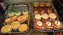 Assortiment de pâtisseries