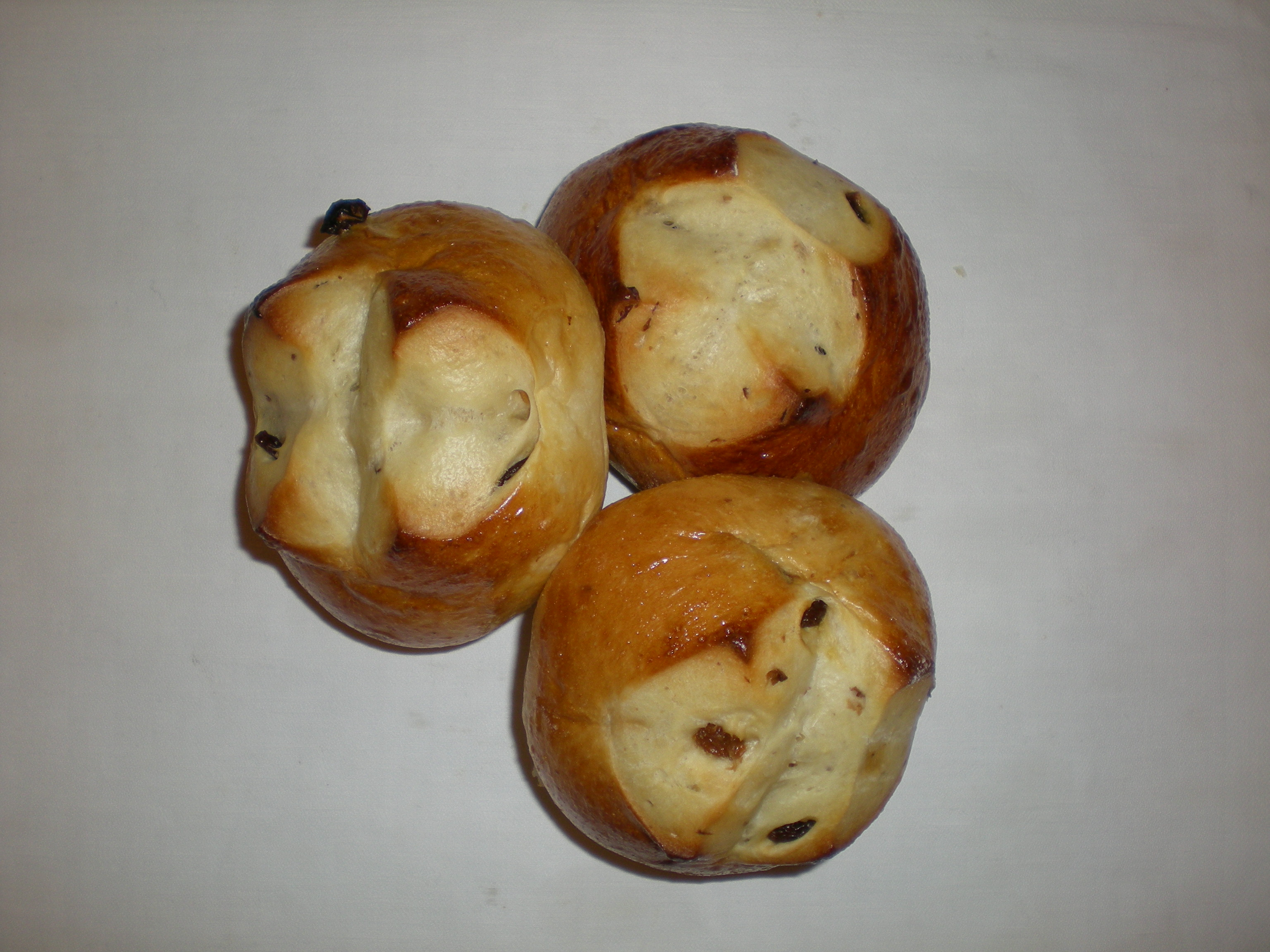 Brioche aux raisins