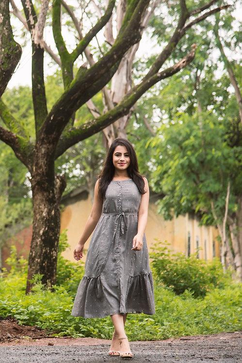 Syrah | Midi Dress