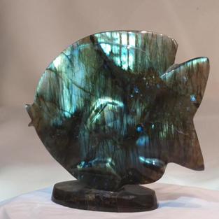 Labradoritfisch 95,-€