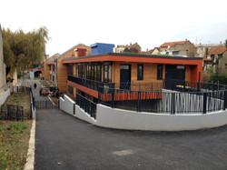 Ecole en paille Rosny-sous-bois (93)