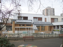 Ecole maternelle Montreuil (93)