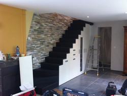 création d'un escalier meuble